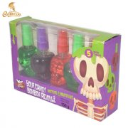 CT770 skull shaped sour spray candy