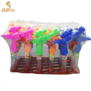 CT3014 gun shaped whistle toy candy