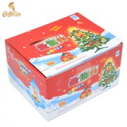 CT1472-8 christmas tree shaped candy with lighting
