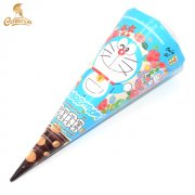 CT20002 chocolate cone with keychain